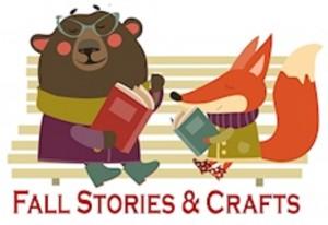 Fall Storytime logo