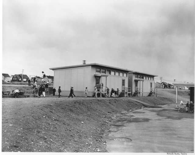 Geiger Elementary, 1951
