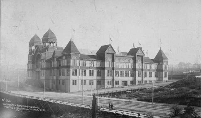 Western Washington Industrial Exposition Building