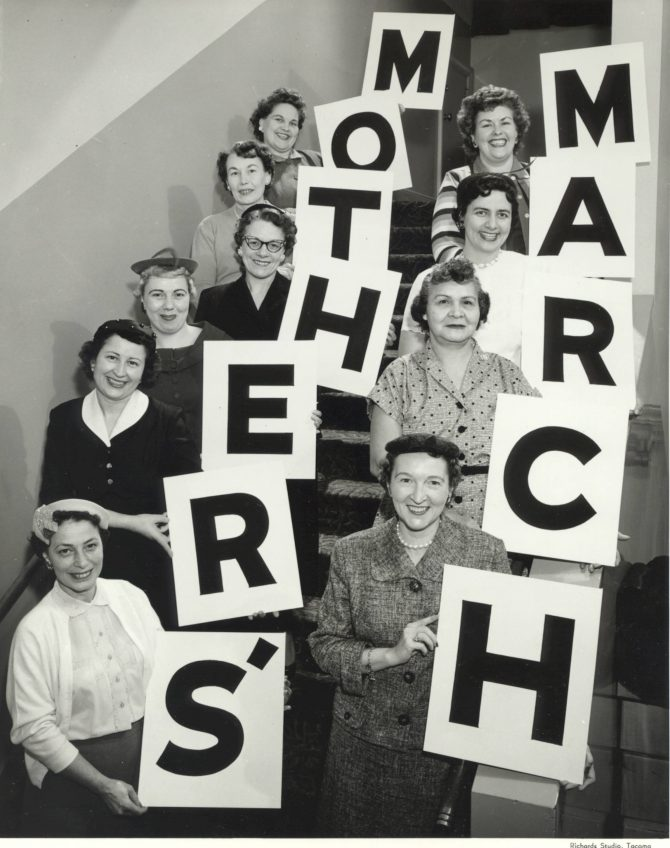 mothersmarch