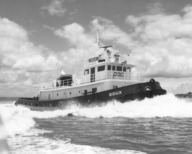 Image of a tugboat