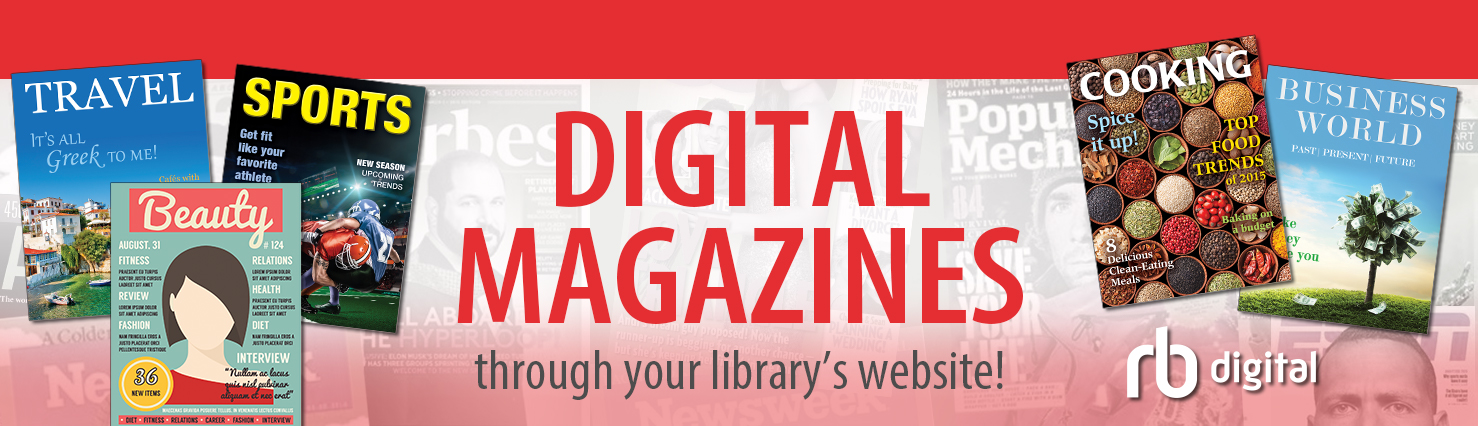 zinio emagazines reborn as rbdigital tacoma public library. Black Bedroom Furniture Sets. Home Design Ideas