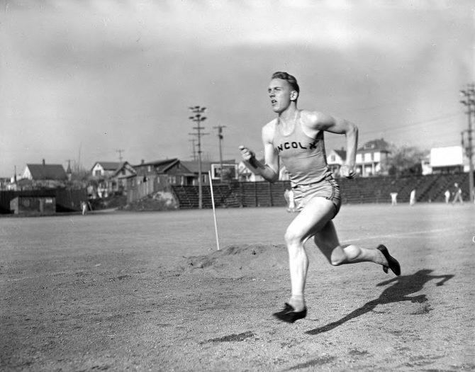 Image of a sprinter