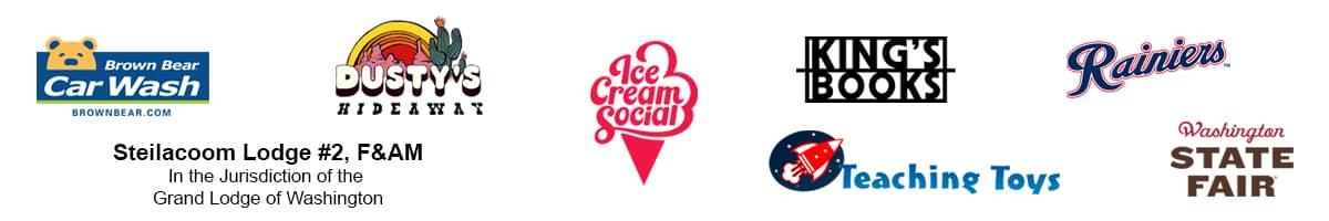 Summer Reading Club Sponsor Logos